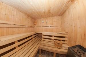 Sauna w Ustrzykach Dolnych