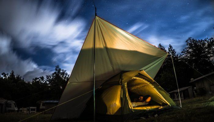 noclegi bieszczady w namiocie