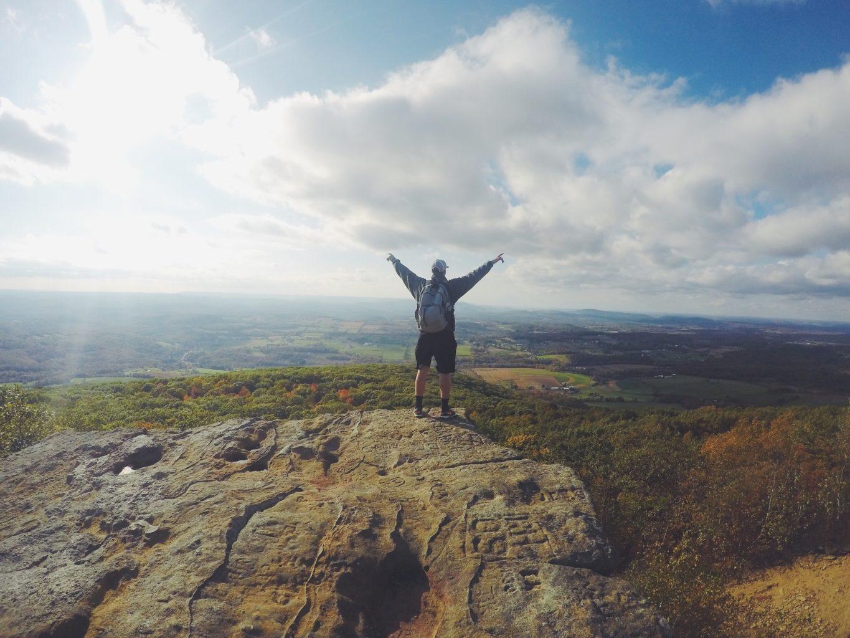 Najpopularniejsze szczyty w Bieszczadach
